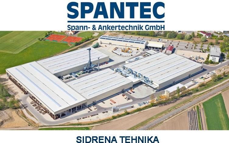 Dobrodošli kod SPANTEC Spann- & Ankertechnik GmbH Za svaki koncept pravilni proizvod – područja primjene zatezne i sidrene tehnike su mnogostruka. Kod SPANTEC-a možete naći odgovarajuće proizvode i odgovarajuće specijalno...